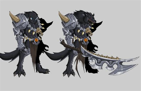 Lycan Set By Chiruka Shop lycan warlord set by axeros on deviantart