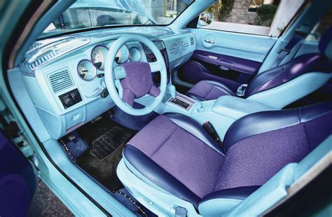 2006 dodge charger interior custom 2006 dodge charger hypnotik motor trend
