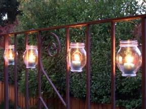 Pretty Outdoor Lights 40 Outstanding Diy Backyard Ideas