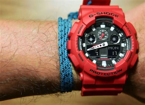 Casio G Shock Ga 100b 4a Original casio g shock ga 100b 4a indowatch co id