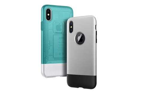 spigen s new iphone x cases prey on your nostalgia for retro apple gadgets the verge