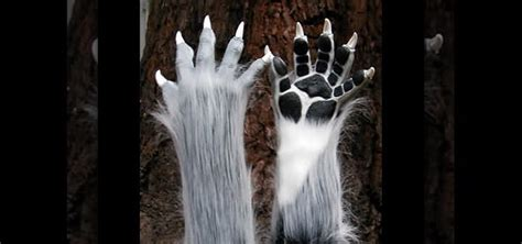 werewolf claws tutorial how to make a realistic werewolf claw 171 props sfx