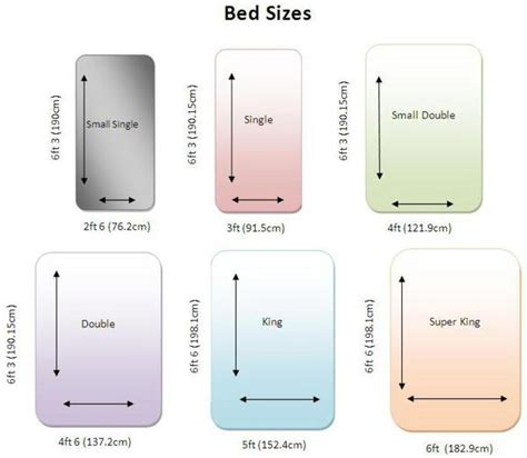 what are the dimensions of a king size bed california king bed dimensions california king bed