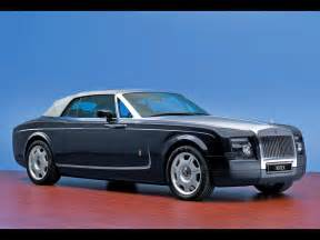 100ex Rolls Royce 2004 Rolls Royce 100ex Concept Side Angle Top Up