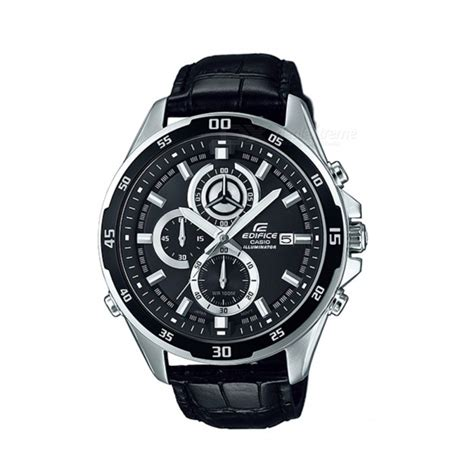 Casio Edifice Efr 540 Silver Black casio edifice efr 547l 1avudf analog silver black without box free shipping dealextreme
