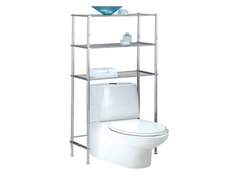 bathroom metal shelf bathroom shelving over toilet metal bathroom shelves over