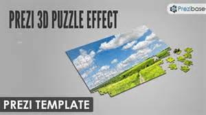 prezi puzzle template 3d puzzle effect prezi template prezibase