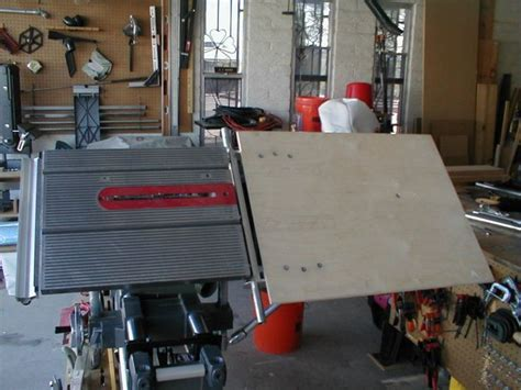 shopsmith woodworking plans shopsmith outfeed table plan woodworking projects plans