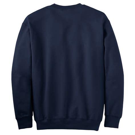 Sweater Polos Gildan Navy gildan 12000 dryblend crewneck sweatshirt navy fullsource