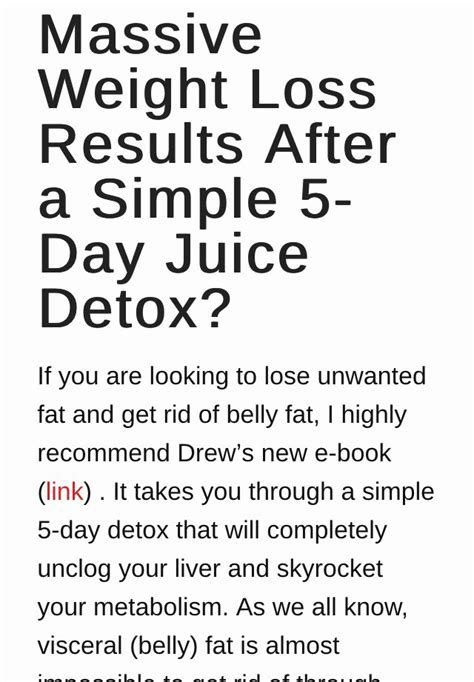 Detox Your Liver Belly by Detox Your Liver To Lose Belly Trusper