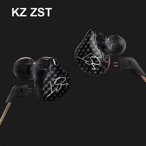 Knowledge Zenith Kz Zst With Mic Sport earphone knowledge zenith kz zst with mic keewee shop