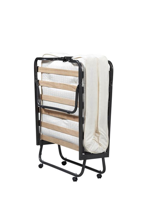 folding rollaway bed luxor folding roll away bed with memory foam mattress