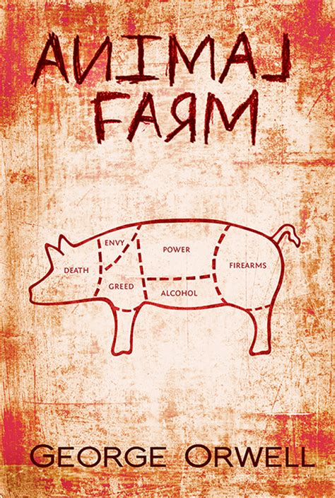 animal farm picture book animal farm book cover arwen lindemann graphic design