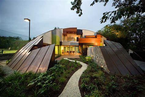 eco friendly home dome house hawthorn home melbourne property e architect
