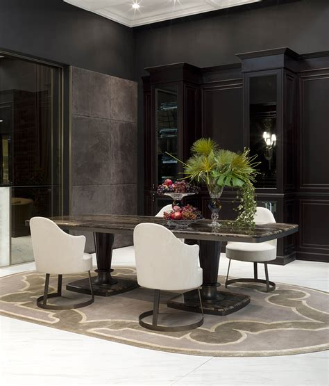 modern glamour home design dining room special pendant glamour malaysia interior