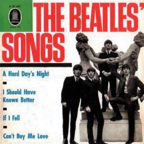 the beatles best song the beatles songs ep artwork germany the beatles bible