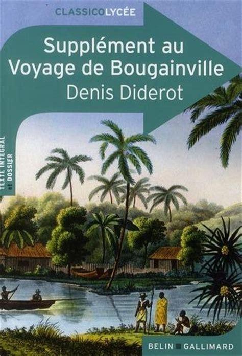 supplement au voyage de bougainville suppl 233 ment au voyage de bougainville livraddict