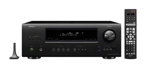 Home Theatre Denon Receiver Lifier denon avr 1612 5 1 channel a v home theater receivers lifiers
