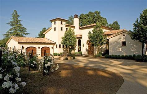 napa valley home decor la dolce vita a superb tuscan style villa napa valley ca