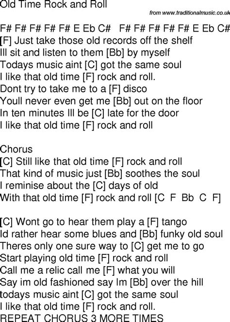 lyrics rock time song lyrics with chords for time rock and