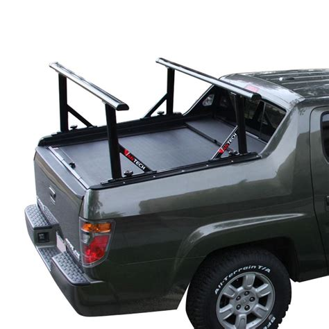 vantech honda ridgeline bed racks truck ladder racks
