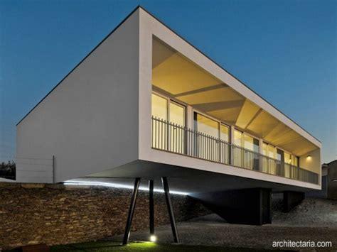 desain rumah atap datar desain arsitektur rumah dengan atap datar pt
