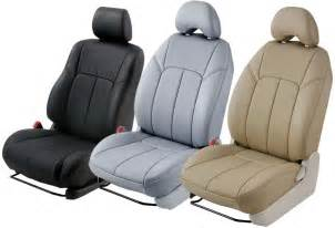 Seat Cover In Custom Leather Seat Covers Leather Craft Seatskinz
