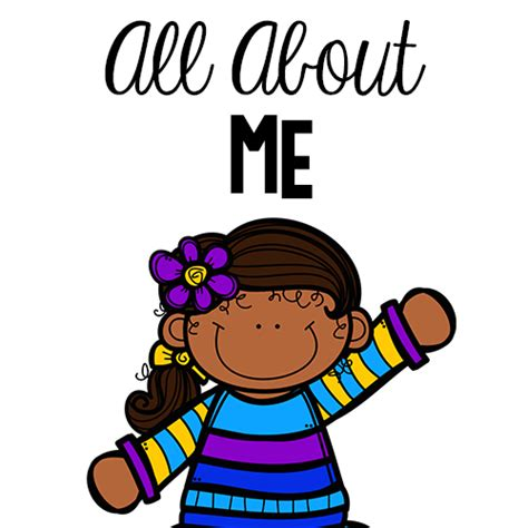 all about me clipart all about me lovely commotion all about me