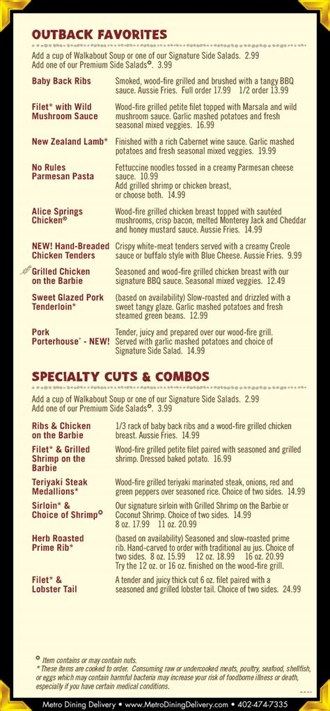 seafood restaurants in lincoln ne outback steakhouse dinner menu lincoln ne provided by