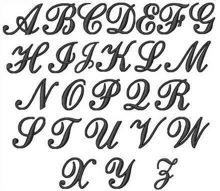 design online letters 14 best images about cool fonts on pinterest fonts