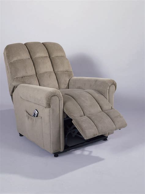 remote control recliners elderly gray recliner chair with lift for elderly classic fabric