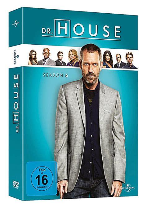 season 6 house dr house season 6 dvd jetzt bei weltbild ch online bestellen