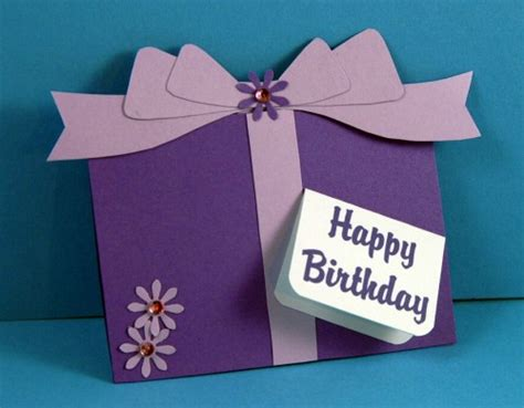 Easy And Beautiful Handmade Birthday Cards - how to make your own greetings cards designer mag
