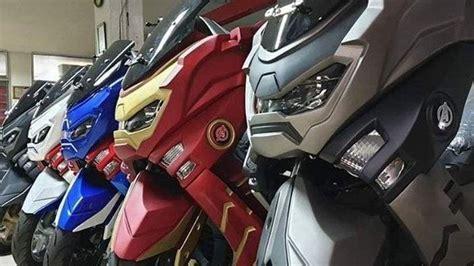 dealer  jual yamaha nmax  body kit iron man