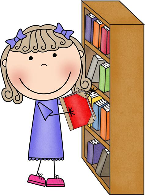 free clipart library library assistant clipart clipartxtras