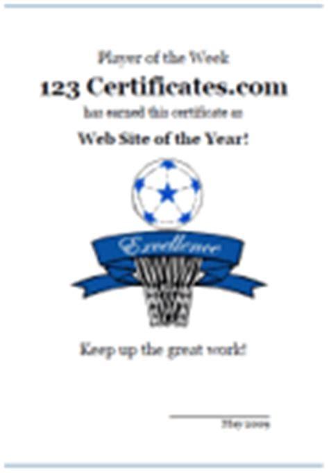 Netball Certificate Template Free Printable Netball Certificates