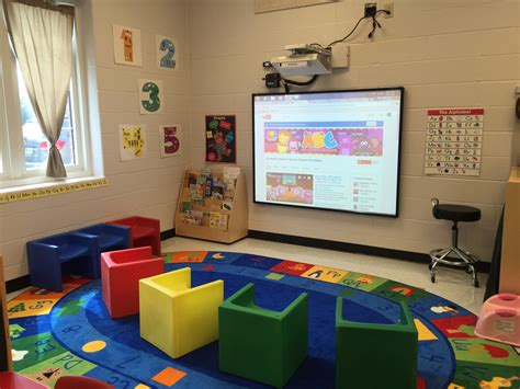 ideas for kindergarten classroom preschool classroom pics4learning