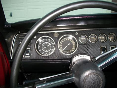 1968 dodge charger dash 1968 dodge charger