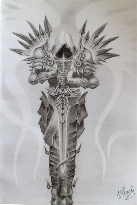 tyrael archangel of justice by irahelena on deviantart