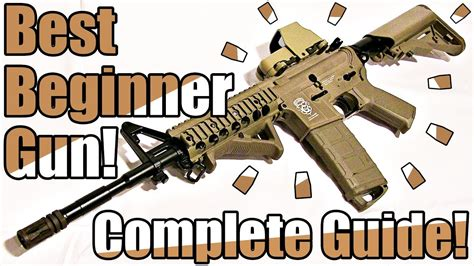 best beginner best beginner airsoft gun complete guide to purchasing