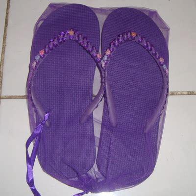 Sandal Jepit Bunga Een 28 sandal jepit mote ungu oleh2bali kerajinan bali