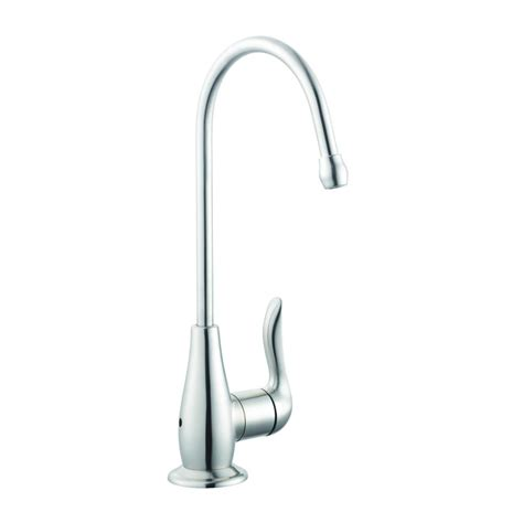 Osmosis Faucets Stainless Steel by Glacier Bay Single Handle Replacement Filtration Faucet In