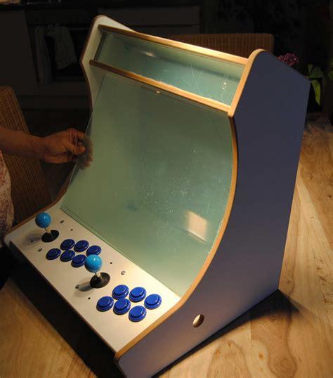 Bartop Diy Arcade Bartop Mame Videospielautomat Arcade Bartop Bausatz