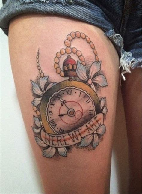 tattoo ideas clocks clock tattoos designs ideas and meaning tattoos for you