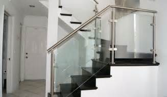 Stainless Steel Banister Rails Stairs Glass Railings Stainless Railings Wood