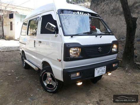 Pak Suzuki Bolan New Bolan Price Autos Post