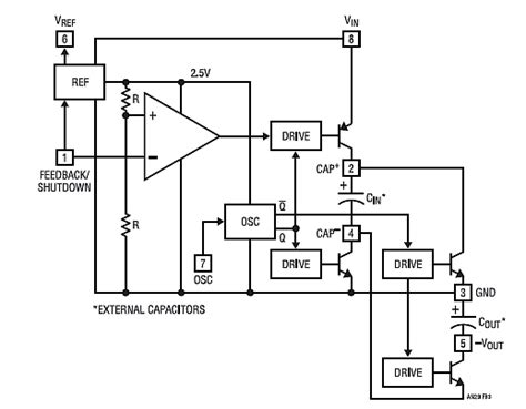 switched capacitor loss some thoughts on dc dc converters part five edn