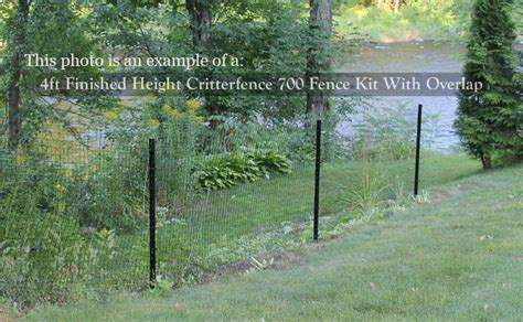 fence kits fence kit o5 7 5 x 100 strong