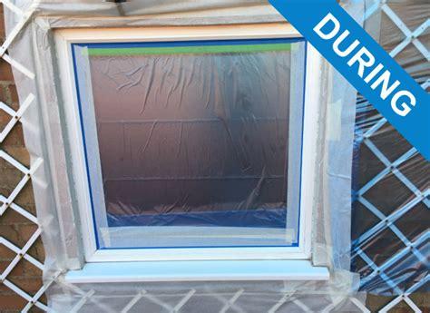 spray painting upvc spraying window frames spray paint glazed windows