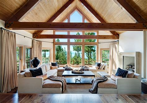 Ranch House Plans With Open Concept sunken living rooms step down conversation pits ideas photos